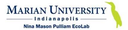 Marion University EcoLab Logo