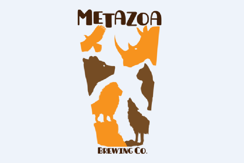 Metazoa Brewing Company Logo