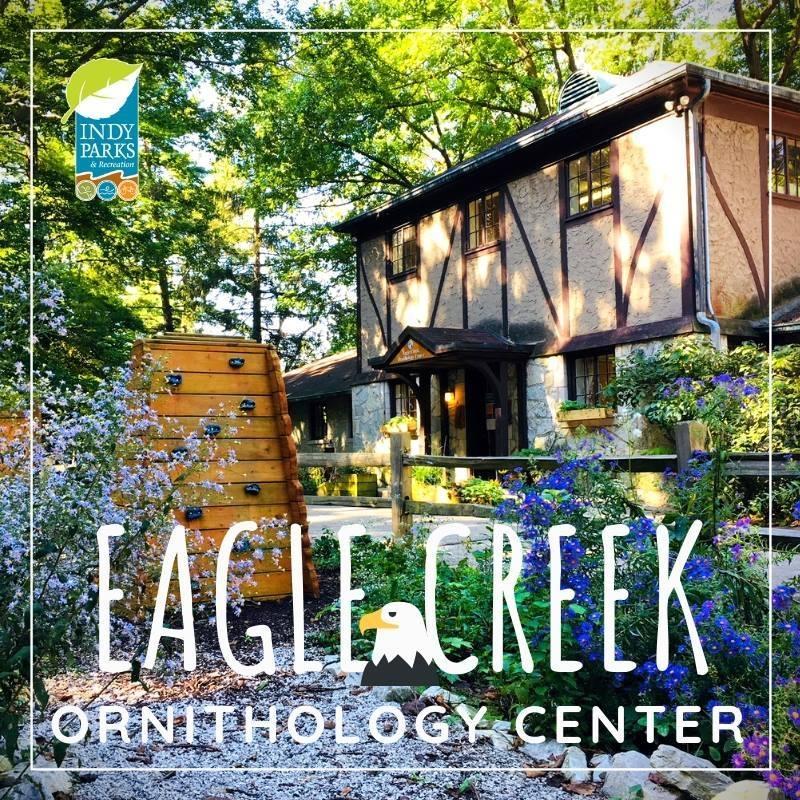 Eagle Creek Ornithology Center Logo